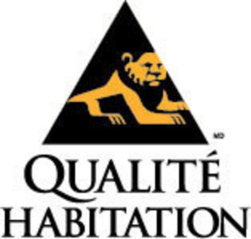 Qualité Habitation - Logo (Groupe CNW/Garantie Qualité Habitation)
