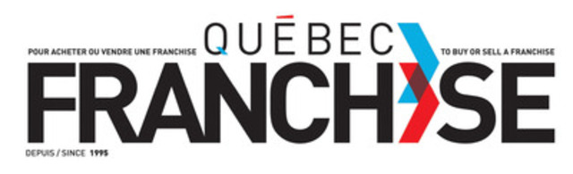 Québec Franchise celebrates 20 years! (CNW Group/Quebec Franchise Magazine)