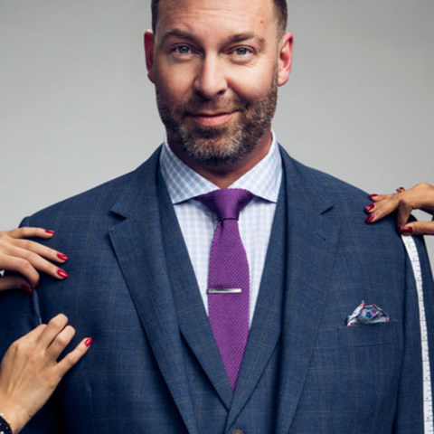 Drew Green, Chief Executive Officer at INDOCHINO, which ranks No. 65 on the 2016 PROFIT 500 (CNW Group/INDOCHINO)