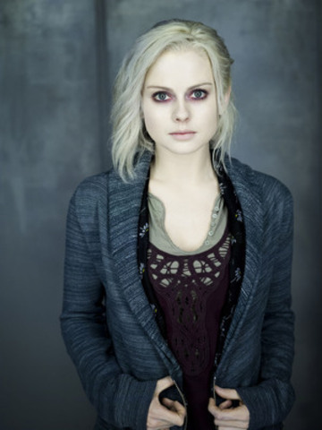 "Eating brains and solving crimes, Rose McIver stars as Olivia ""Liv"" Moore in iZombie, coming to shomi March 18 (© 2015 The CW Network, LLC. All rights reserved) (CNW Group/shomi)"
