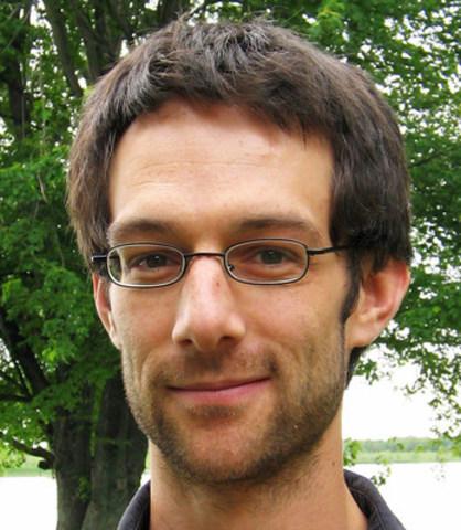 Simon Martin, compositeur (Groupe CNW/Conseil des arts et des lettres du Québec)