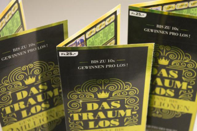 Das Traum-Los (The Dream Ticket) Printed by Pollard Banknote (CNW Group/Pollard Banknote Limited)