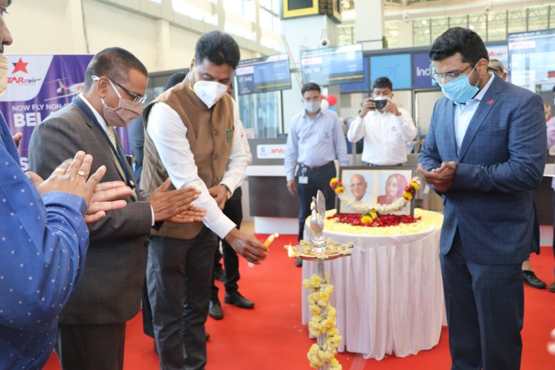 Star Air Launches Non-stop Flight Services to Surat from Belagavi and Ajmer (Kishangarh)