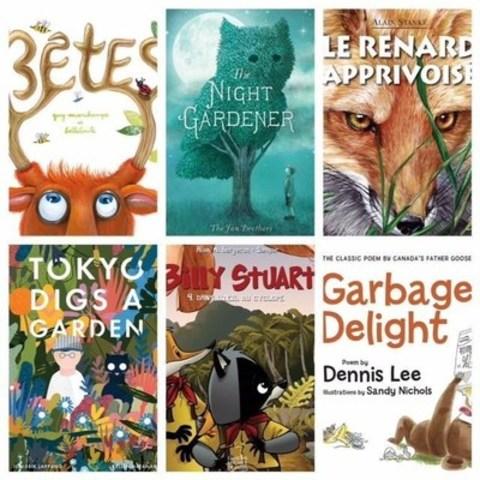 Les livres vedettes de l'été pour les enfants (Groupe CNW/TD Summer Reading Club)