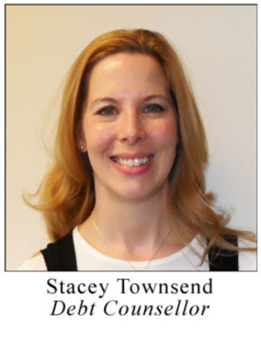 Stacey Townsend, Debt Counsellor (CNW Group/Money Mentors)