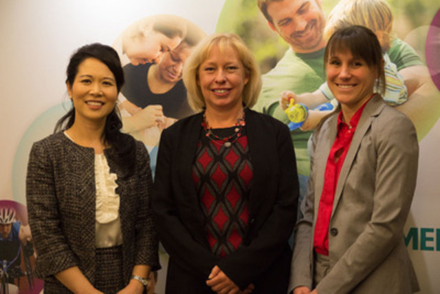 Ms. Jennifer Chan, Vice-President, Policy & Communications, Merck Canada Inc., Ms. Nathalie Rodrigue, ...