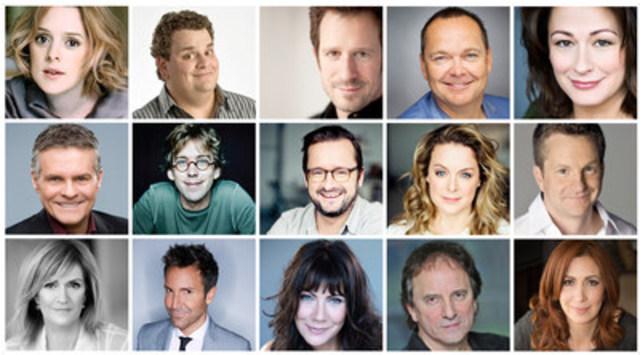 15 artistes Québécois participent à la campagne Déclic (Groupe CNW/Déclic)