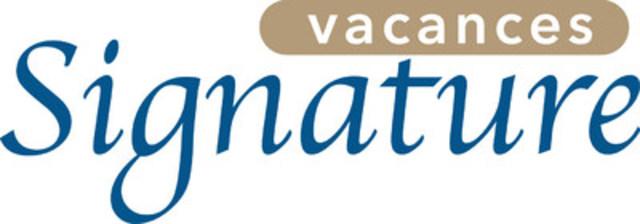 Vacances Signature (Groupe CNW/Vacances Signature)