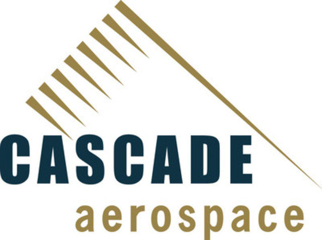 Cascade Aerospace Inc. Follow us on Twitter @CascadeAero (CNW Group/Cascade Aerospace Inc.)