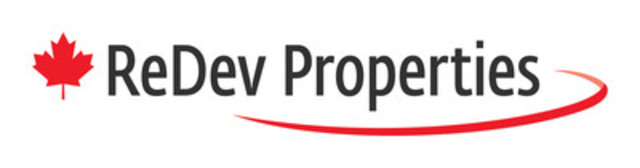 ReDev Properties Ltd. announces sale of Leduc Town Square (CNW Group/ReDev Properties Ltd)