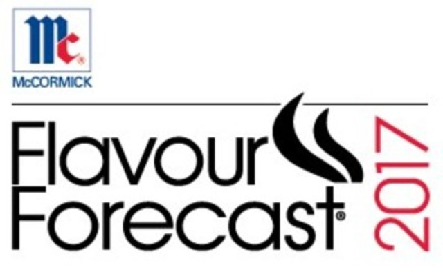 McCormick Canada Flavour Forecast 2017 (CNW Group/McCormick Canada)