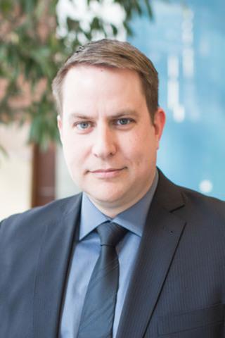 Mark Ingram, ARP (Groupe CNW/Société canadienne des relations publiques)