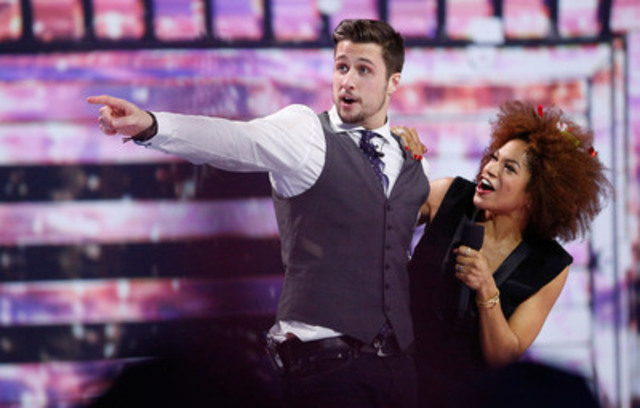 Jon Pardy wins season two of Big Brother Canada (CNW Group/Shaw Media) (CNW Group/SLICE)