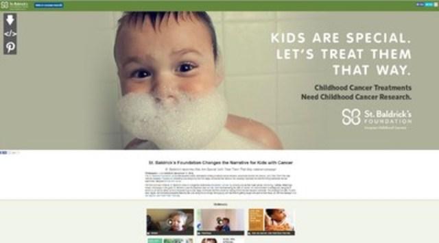 St. Baldrick's Foundation Case Study (CNW Group/CNW Group Ltd.)