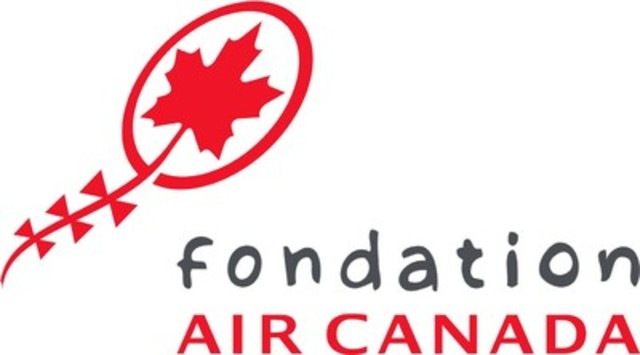 Logo : Fondation Air Canada (Groupe CNW/Fondation Air Canada)