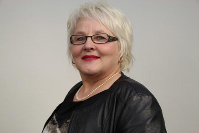 Francyne T. Gobeil, candidate libérale officielle à l'investiture dans Chicoutimi (Groupe CNW/Parti libéral du Québec)