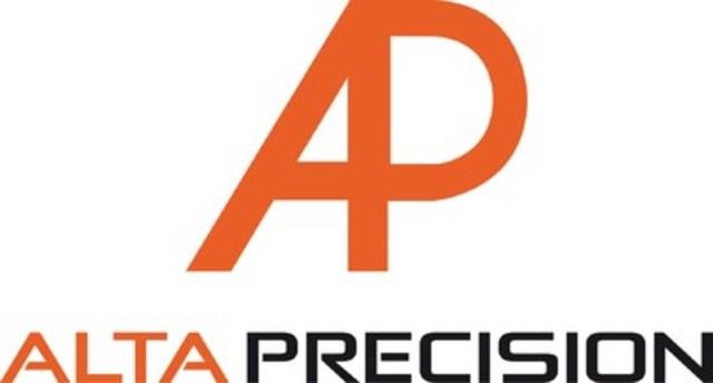 Logo: Alta Precision Inc. (CNW Group/Alta Precision Inc.)