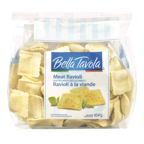 VOLUNTARY RECALL: Undeclared Allergen in Bella Tavola Meat Ravioli (CNW Group/Loblaw Companies Limited)