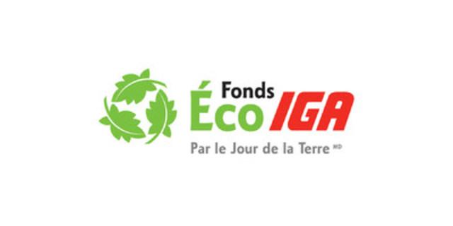 Logo : Fonds Éco IGA (Groupe CNW/Sobeys Québec)