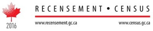 Recensement de 2016 (Groupe CNW/Statistique Canada)
