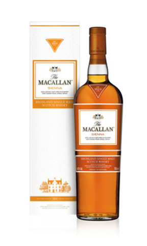 The Macallan 1824 Series - Sienna (CNW Group/BEAM Global Canada Inc.)