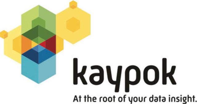 Kaypok Inc. Logo (CNW Group/Kaypok Inc.)