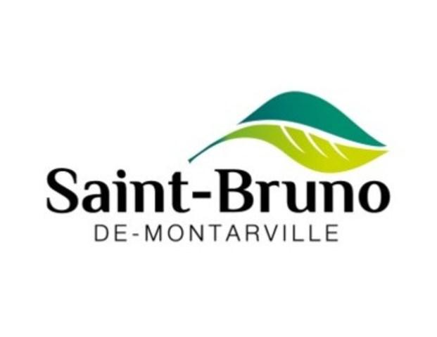 Logo : Saint-Bruno-de-Montarville (Groupe CNW/Communauté métropolitaine de Montréal)