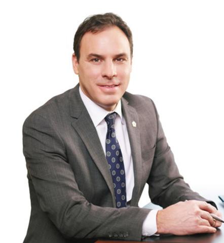 M. Steven Ross, président et chef de l'exploitation du secteur Assurance de personnes et services financiers, La Capitale (Groupe CNW/La Capitale groupe financier inc.)