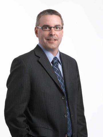 Yanic Chagnon, vice-président, Solutions individuelles, Marketing et solutions client, Standard Life (Groupe CNW/STANDARD LIFE)