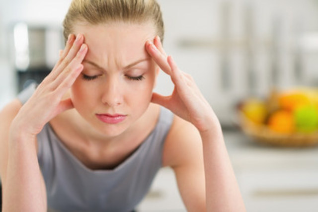 """To many of us, the words """"work"""" and """"stress"""" are synonymous, and workplace stress can leave us tired and unable to focus. Discover new ways to beat stress on the job naturally at chfa.ca (CNW Group/Canadian Health Food Association)"""