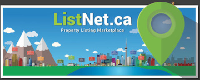 ListNet - Startup Revolutionizes the Property Search (CNW Group/ListNet)
