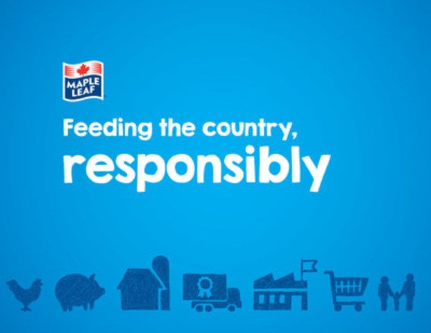 By 2050, the world will need to feed 2 billion more people, responsibly. It's a daunting challenge. On #WorldFoodDay, Maple Leaf announced its plan. (CNW Group/Maple Leaf Foods Inc.)