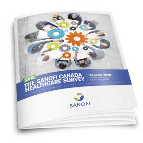 The 2015 edition of The Sanofi Canada Healthcare Survey (CNW Group/Sanofi Canada)