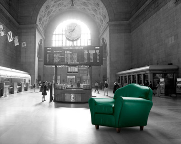 Union Station Announces TD Bank Group as Founding Sponsor and Exclusive Financial Services Partner (credit: Scott Ramsay Photography) (CNW Group/TD Bank Group)