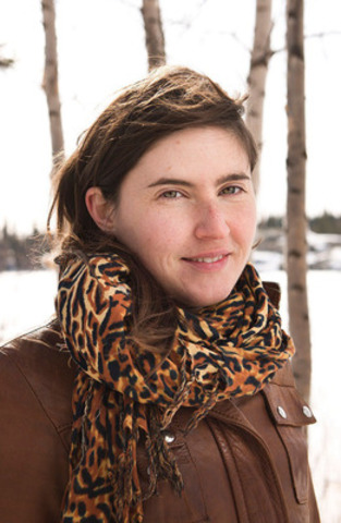 Ashleigh Gaul, online editor with Up Here magazine, is the winner of the Greg Clark Award for early-career journalists. (CNW Group/Canadian Journalism Foundation)