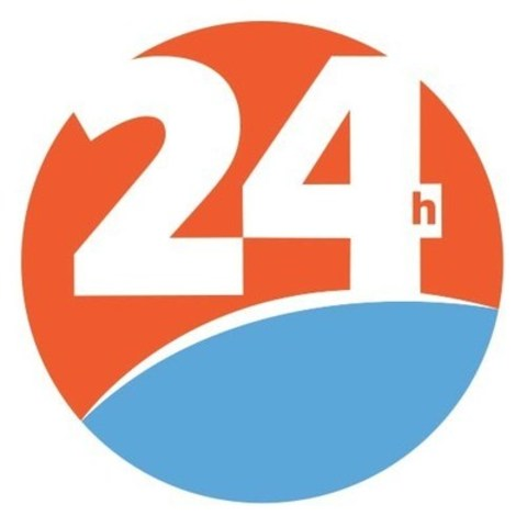 Logo: 24 Heures (CNW Group/Quebecor Media Group)