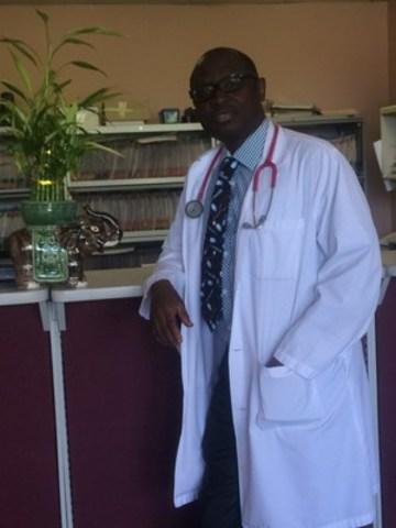 Dr. Oluleke Badmos (CNW Group/Dr. Oluleke Badmos)