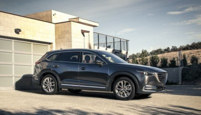 2016 mazda cx-9 scores 35-percent improvement in fuel efficiency