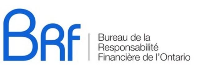Le Bureau de la responsabilite financière de l'Ontario (Groupe CNW/Le Bureau de la responsabilité financière)