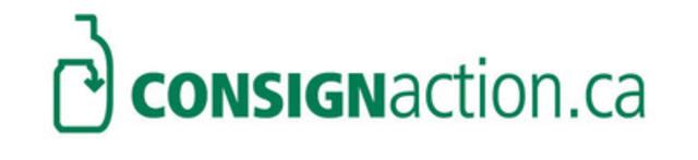 Logo de CONSIGNaction.ca (Groupe CNW/Boissons Gazeuses Environnement (BGE))