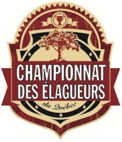 Logo: Quebec Tree Climbing Championship (CNW Group/Société internationale d'arboriculture ...
