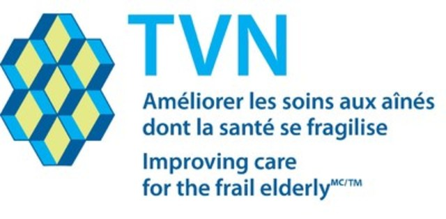 Logo : Technology Evaluation in the Elderly Network (TVN) (Groupe CNW/TVN (Technology Evaluation in the Elderly Network))