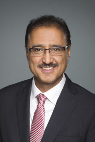 The Honourable Amarjeet Sohi Canada's Minister of Infrastructure and Communities Delivers CCPPP Keynote Address (CNW Group/Canadian Council for Public-Private Partnerships)
