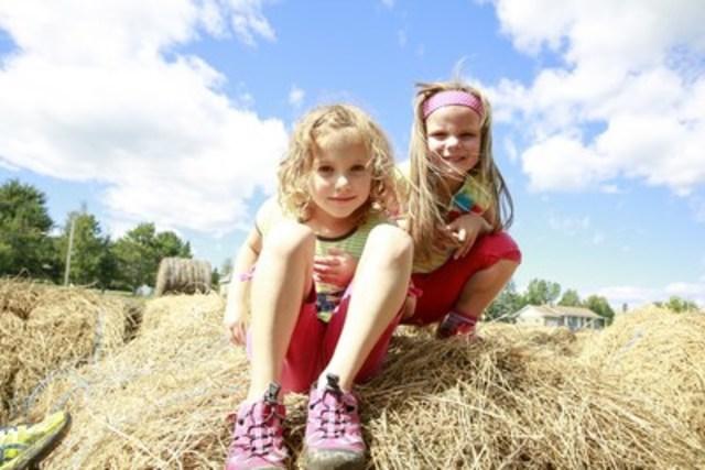 Des milliers de visiteurs sont attendus, le dimanche 11 septembre prochain, à l'occasion de la journée Portes ouvertes sur les fermes du Québec (Groupe CNW/Union des producteurs agricoles)