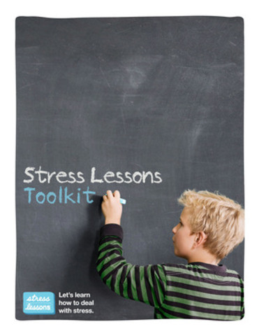 Psychology Foundation of Canada and Pfizer Canada have teamed up to create Stress Lessons - a free, downloadable classroom toolkit and parents guide. Courtesy morethanmedication.ca. (CNW Group/PFIZER CANADA INC.)