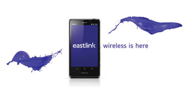 Eastlink officially launches its Wireless service. (CNW Group/Eastlink)