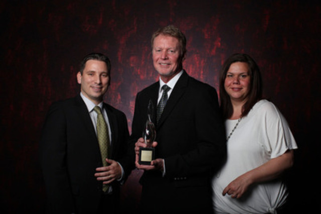 Crisis/Issues Management Gold - De Beers Canada (CNW Group/Canadian Public Relations Society)