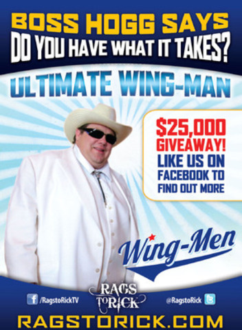 Ultimate Wing-Man Contest (CNW Group/Passionplay Media)