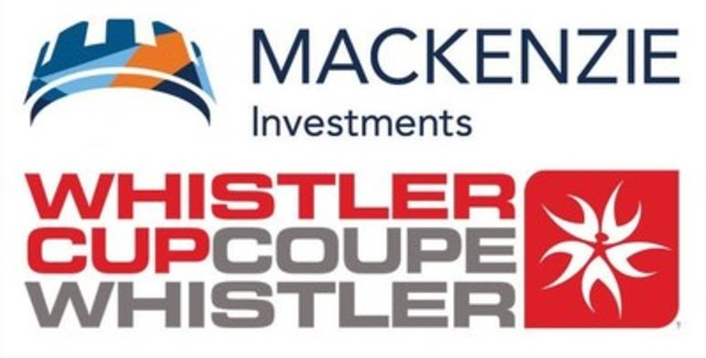 Mackenzie Investments - Coupe Whistler (Groupe CNW/Corporation Financière Mackenzie)