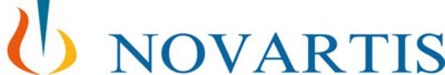 Novartis Pharmaceuticals Canada (CNW Group/Novartis Pharmaceuticals Canada Inc.)